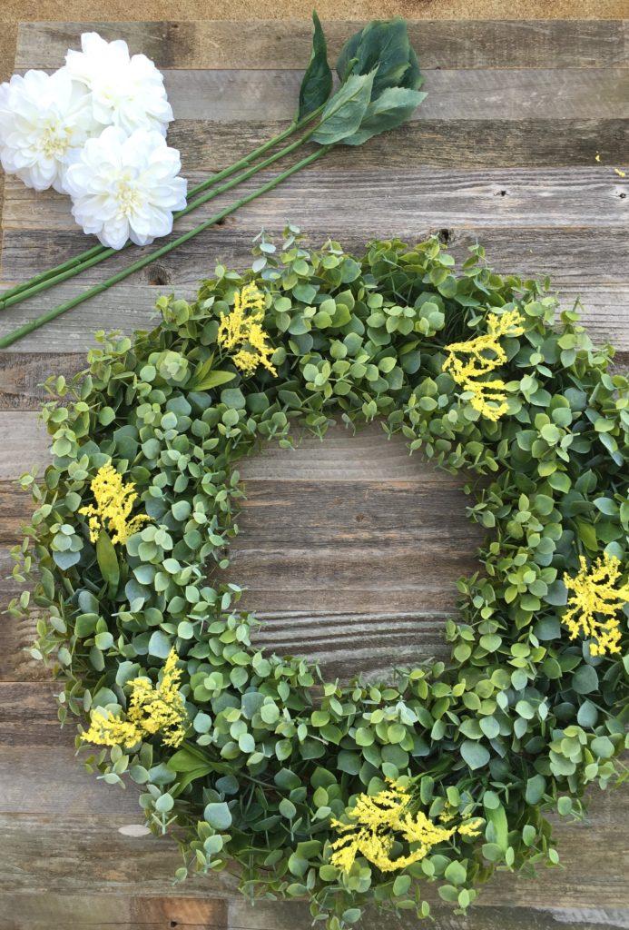 Wreath-step 2