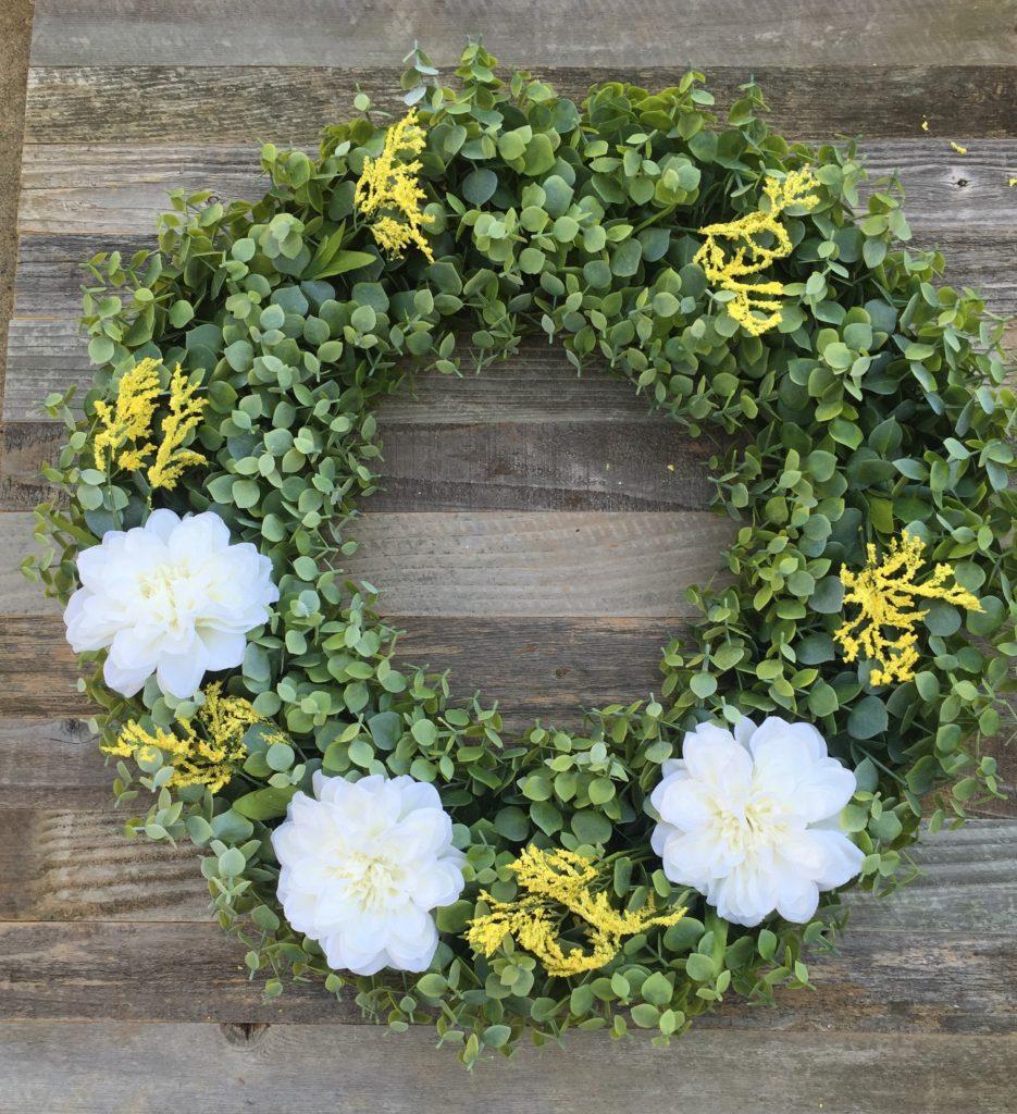 Wreath-step 3