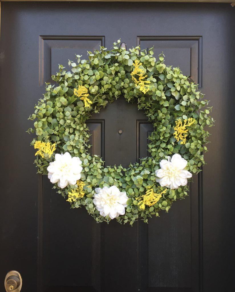 Wreath-step 4